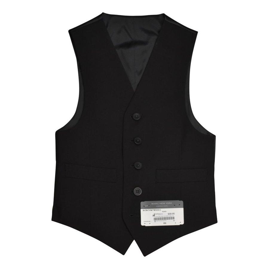 Andrew Marc Boys Black Vest W0001