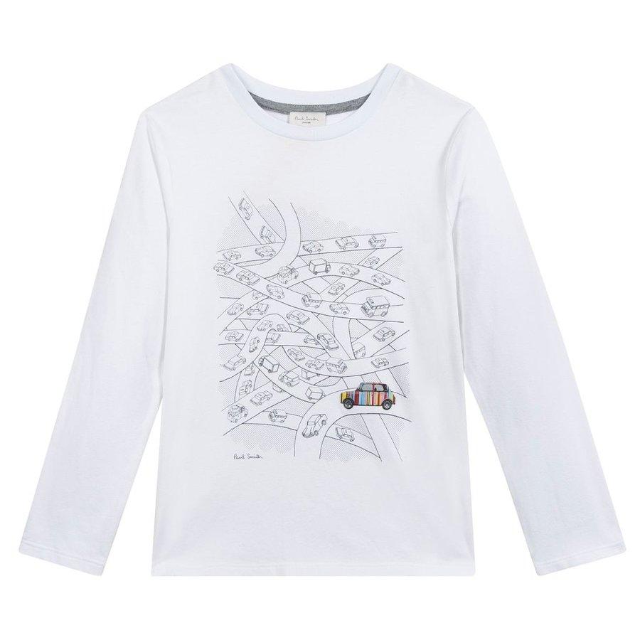 Paul Smith Jr Paddy T-Shirt l/s 172 5K10552