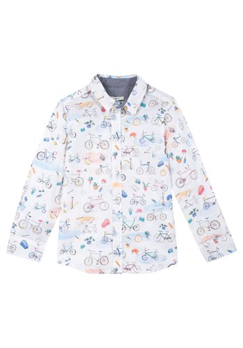 Paul Smith Jr Paul Smith Jr Shirt l/s 172 5K12542