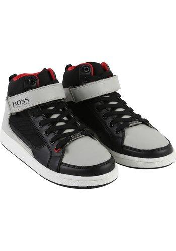 Hugo Boss Hugo Boss Boys High Top Shoe 172 J29141
