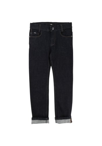 Hugo Boss Hugo Boss Boys Denim Pant Slim Fit 172 J24449