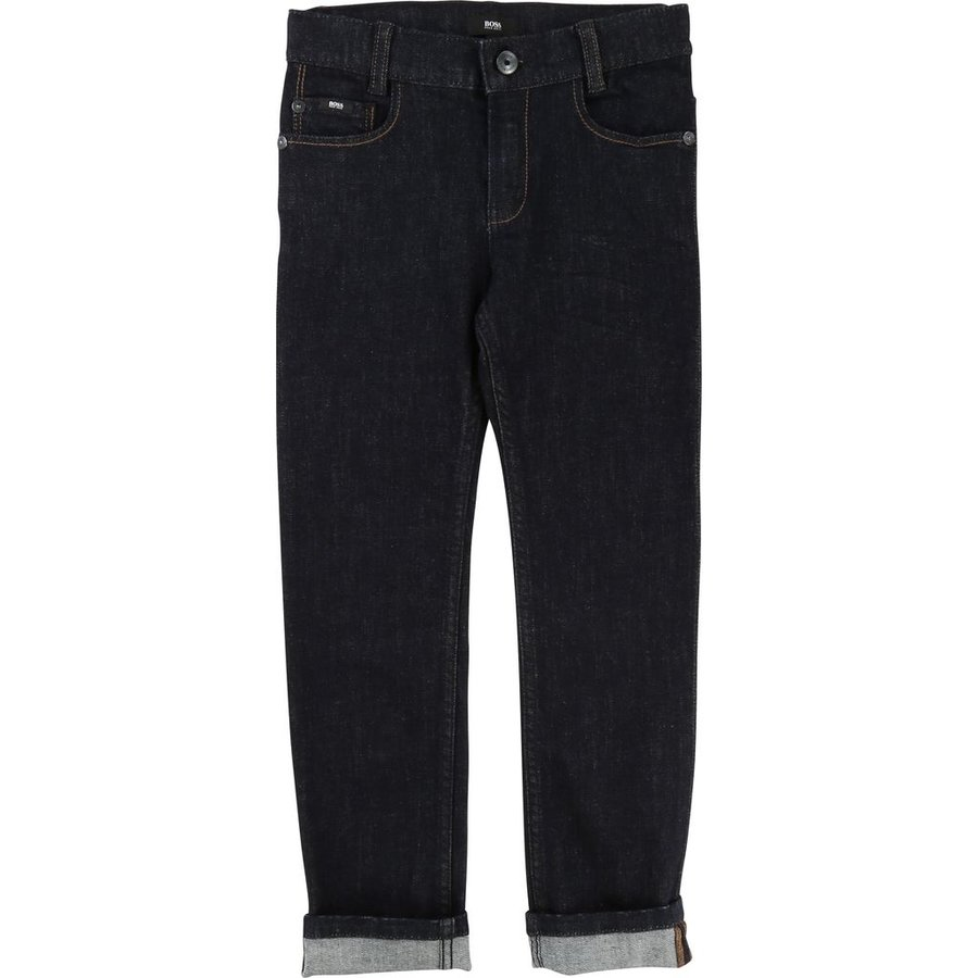 Hugo Boss Boys Denim Pant Slim Fit 172 J24449
