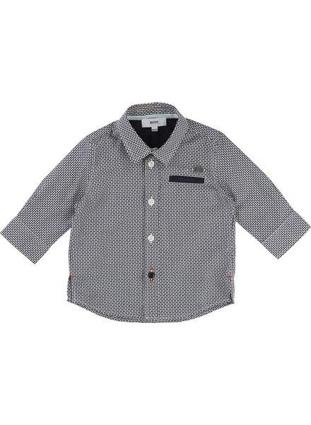 Hugo Boss Hugo Boss Toddler Dress Shirt 172 J05580