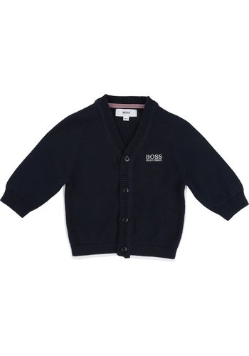 Hugo Boss Hugo Boss Toddler Cardigan 172 J05583