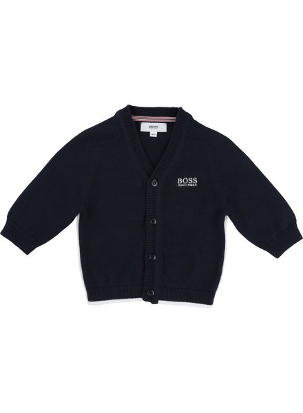 Hugo Boss Hugo Boss Toddler Cardigan 172 J05583