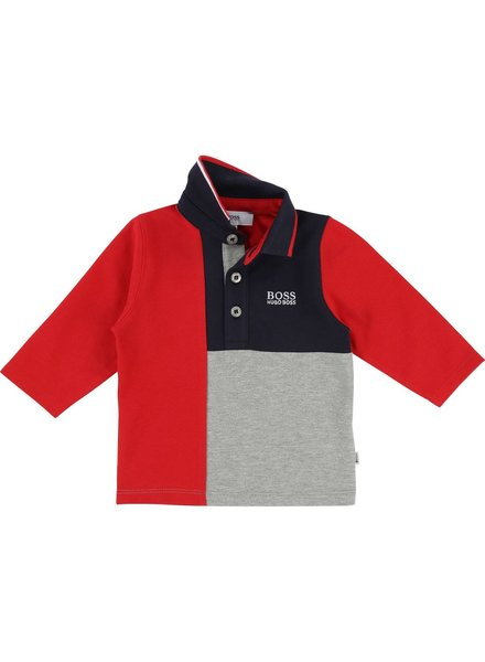 Hugo Boss Hugo Boss Toddler Polo l/s 172 J05597