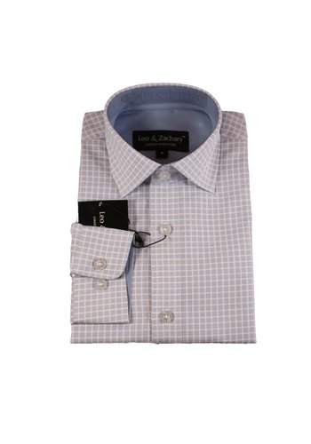 Leo & Zachary Leo & Zachary Boys Slim Shirt 172 5602