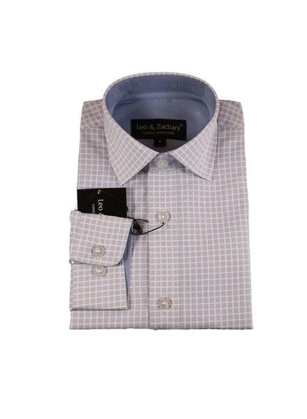 Leo & Zachary Leo & Zachary Boys Slim Shirt 172 5602