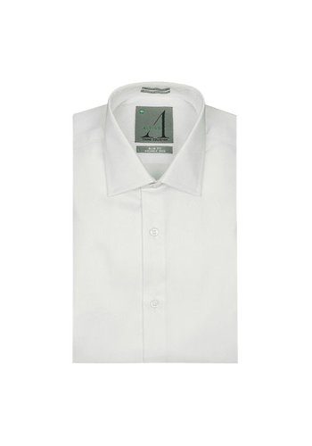 Alviso Alviso Boys Slim Fit Non-Iron Dress Shirt