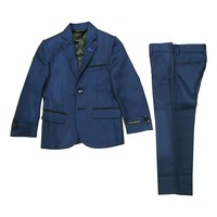 Leo & Zachary Boys Slim Suit 172 BLZ418/818