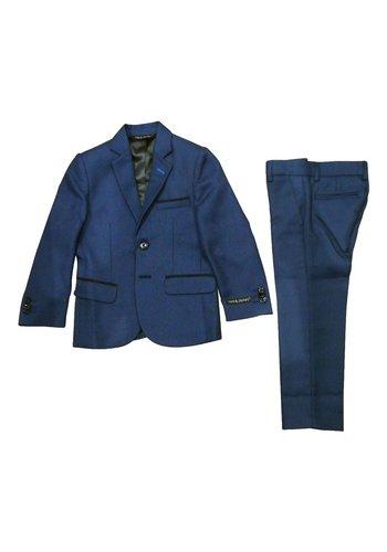 Leo & Zachary Leo & Zachary Boys Slim Suit 172 BLZ418/818