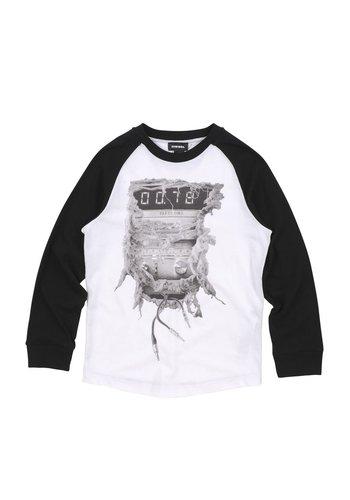 Diesel Diesel Boys T-Shirt Tapis 172