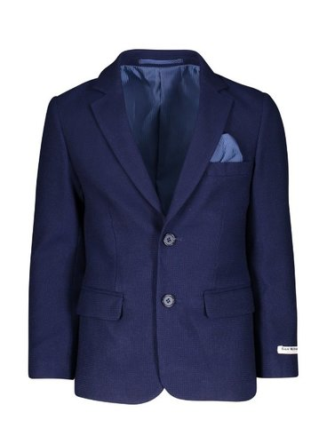 Isaac Mizrahi Isaac Mizrahi Boys Solid Knit Blazer 172 BL8141