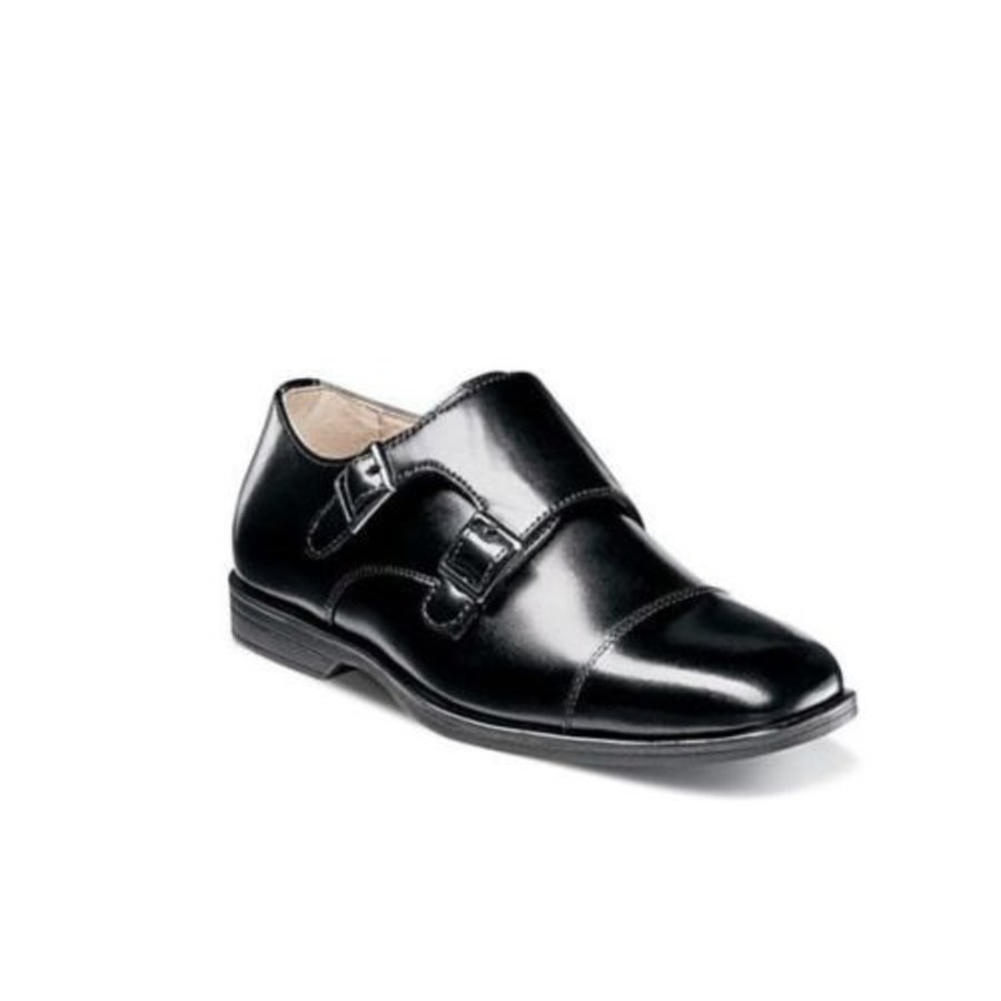 Florsheim Kid's Shoe Reveal Double Monk 16596