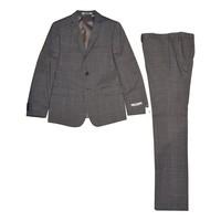 DKNY Boys Slim Wool Suit