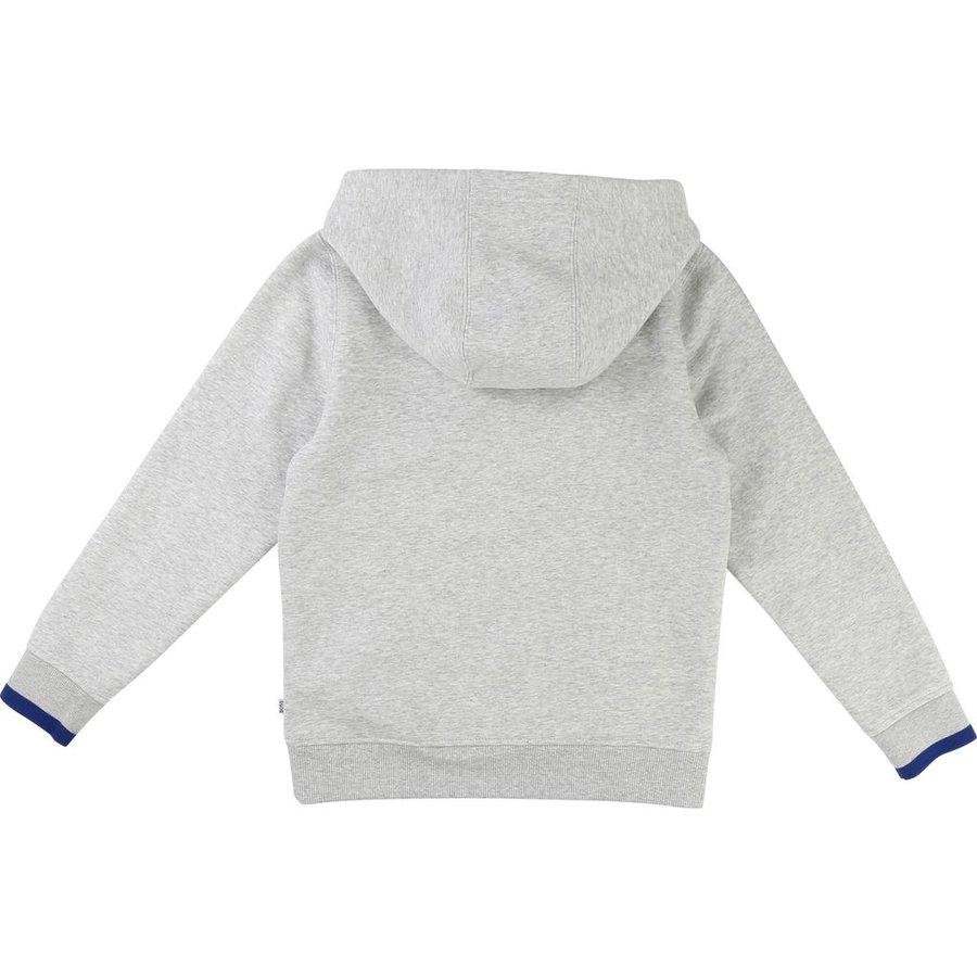 Hugo Boss Boys Sweatshirt Hoodie 172 J25B26