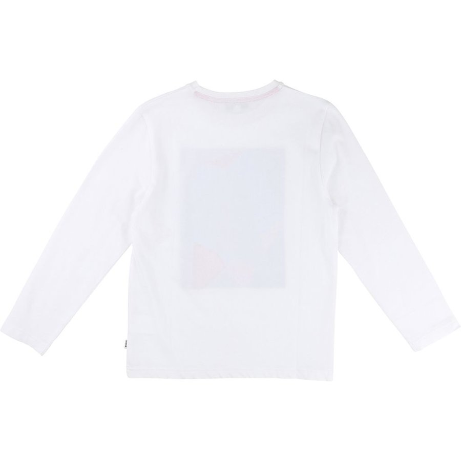 Hugo Boss Boys T-Shirt Long Sleeve