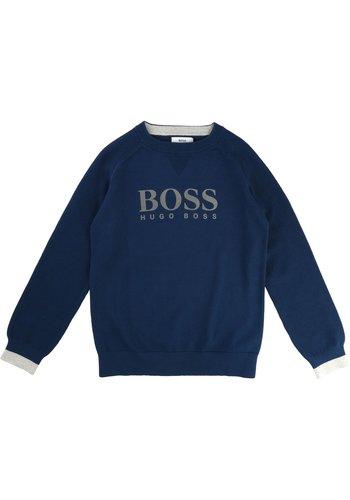 Hugo Boss Hugo Boss Boys Pullover Sweater 172 J25B17