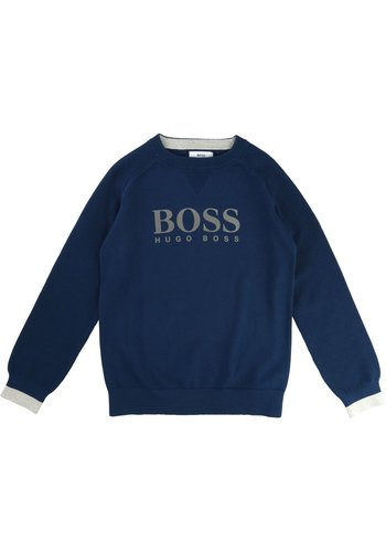 Hugo Boss Hugo Boss Boys Pullover Sweater