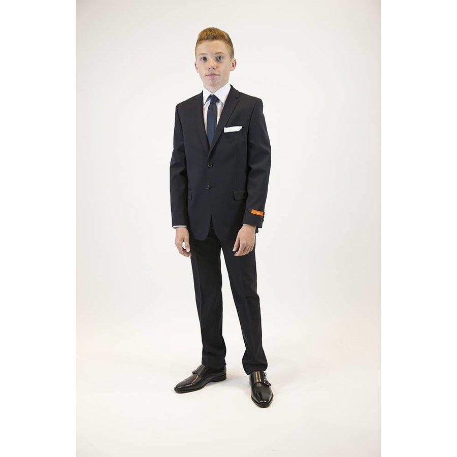 Tallia Boys Skinny Navy Suit
