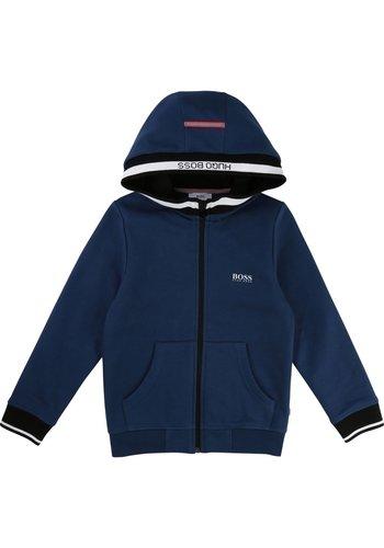 Hugo Boss Hugo Boss Boys Sweatshirt Hoodie 172 J25B13