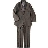 Appaman Mod Boys Slim Wales Check Suit
