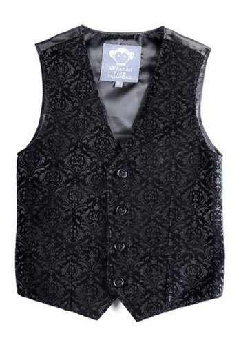 Appaman Appaman Tailored Printed Velvet Vest