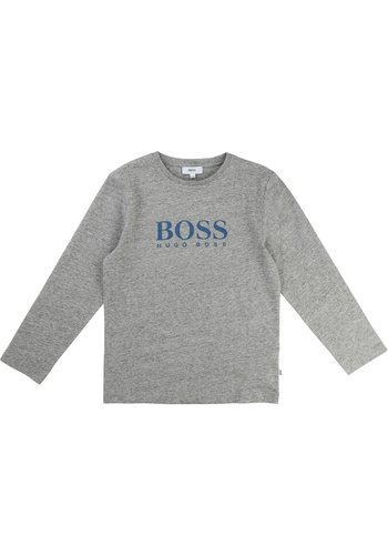 Hugo Boss Hugo Boss Boys T-Shirt l/s 172 J25B68