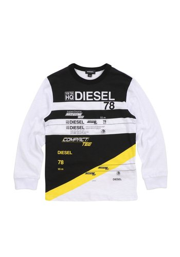 Diesel Diesel Boys T-Shirt  Tebre l/s 172 00J3JFKYAMY