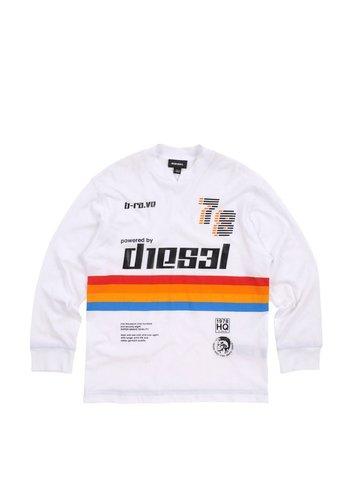 Diesel Diesel Boys T-Shirt  Tisso Over l/s 172 00J3JNKYAAB