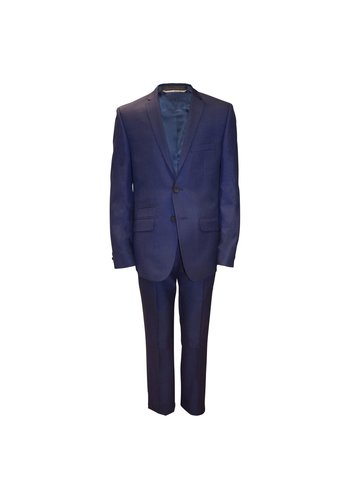 Marc NY Andrew Marc Andrew Marc Boys Skinny Mid-Blue Suit 172 W0282