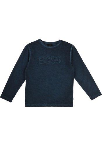 Hugo Boss Hugo Boss Boys T-Shirt l/s 172 J25B38