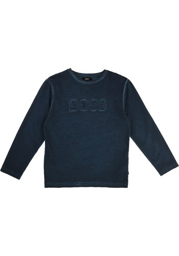 Hugo Boss Hugo Boss Boys T-Shirt l/s