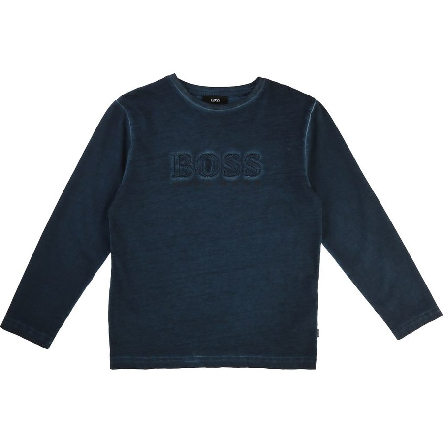 Hugo Boss Boys T-Shirt l/s 172 J25B38