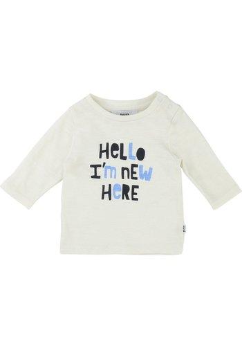 Hugo Boss Hugo Boss Baby T-Shirt l/s 172 J95227