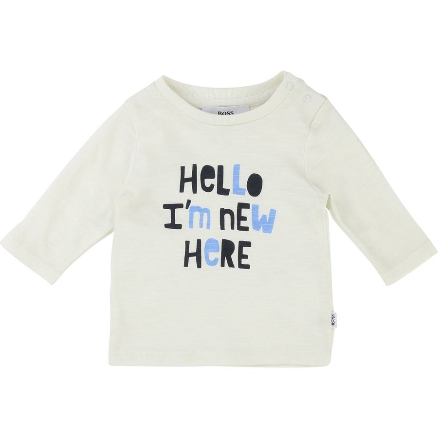 Hugo Boss Baby T-Shirt l/s 172 J95227