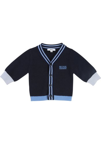 Hugo Boss Hugo Boss Baby Cardigan 172 J95233