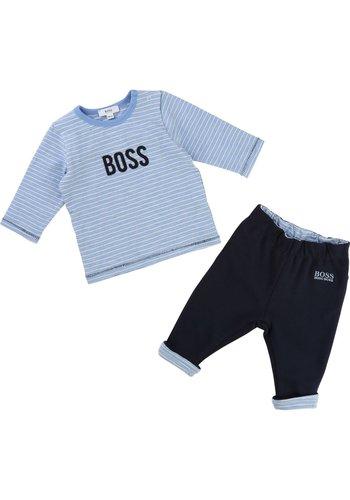 Hugo Boss Hugo Boss Baby PJ Set 172 J98192