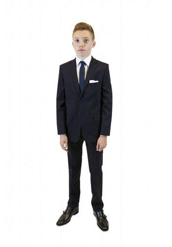 Tallia Tallia Boys Skinny Navy Suit