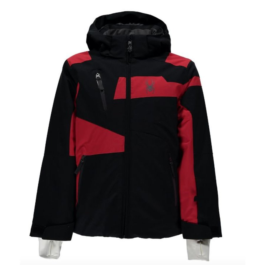 Spyder Boys Jacket Rival