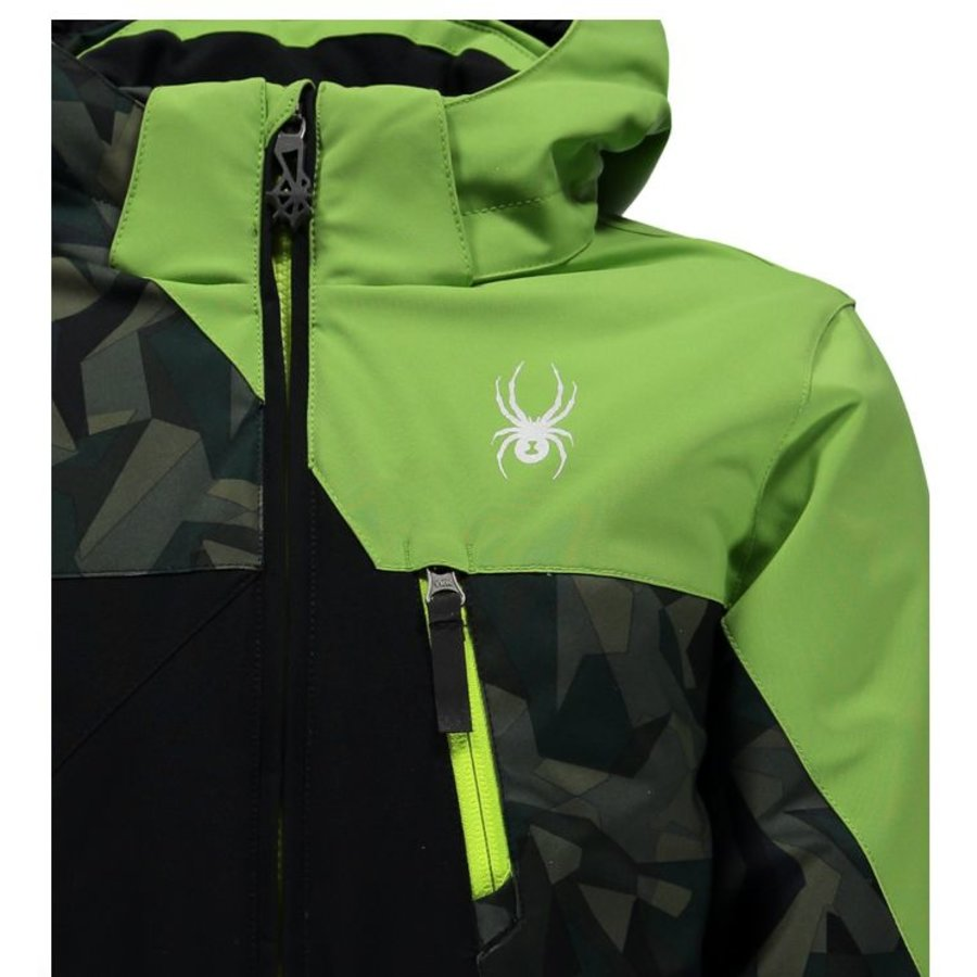 Spyder Boys Jacket Ambush