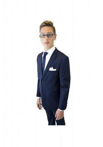 DKNY DKNY Boys Slim Wool Suit