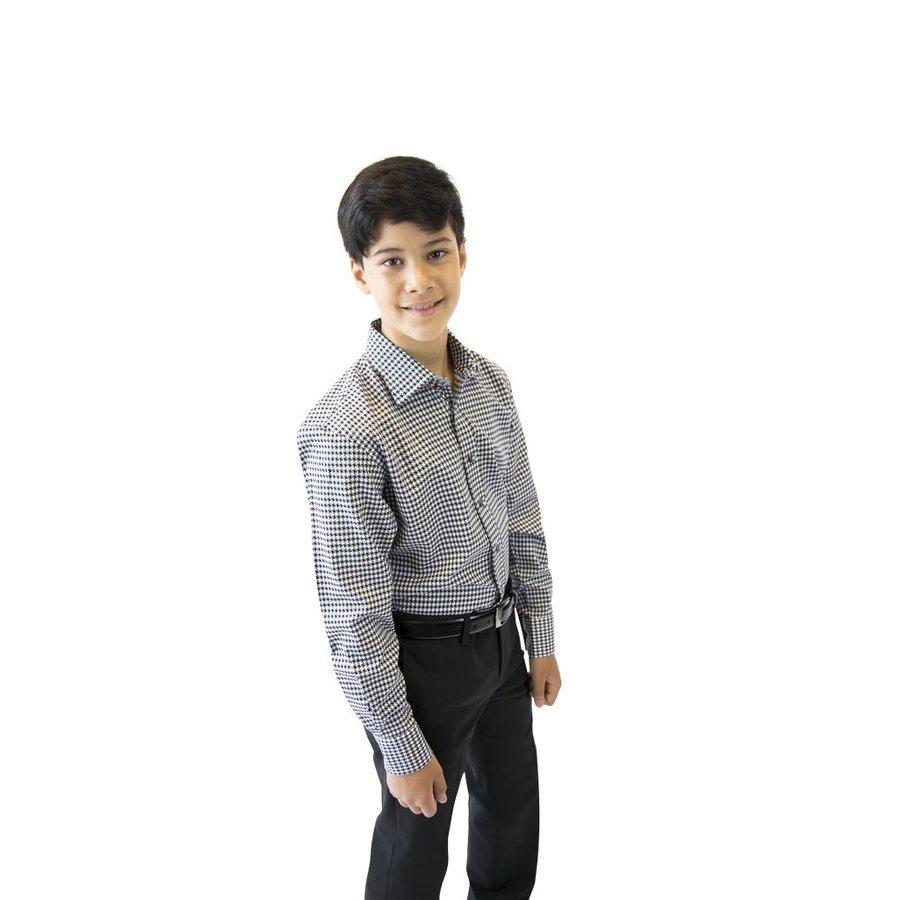 Leo & Zachary Boys Slim Shirt 172 5537