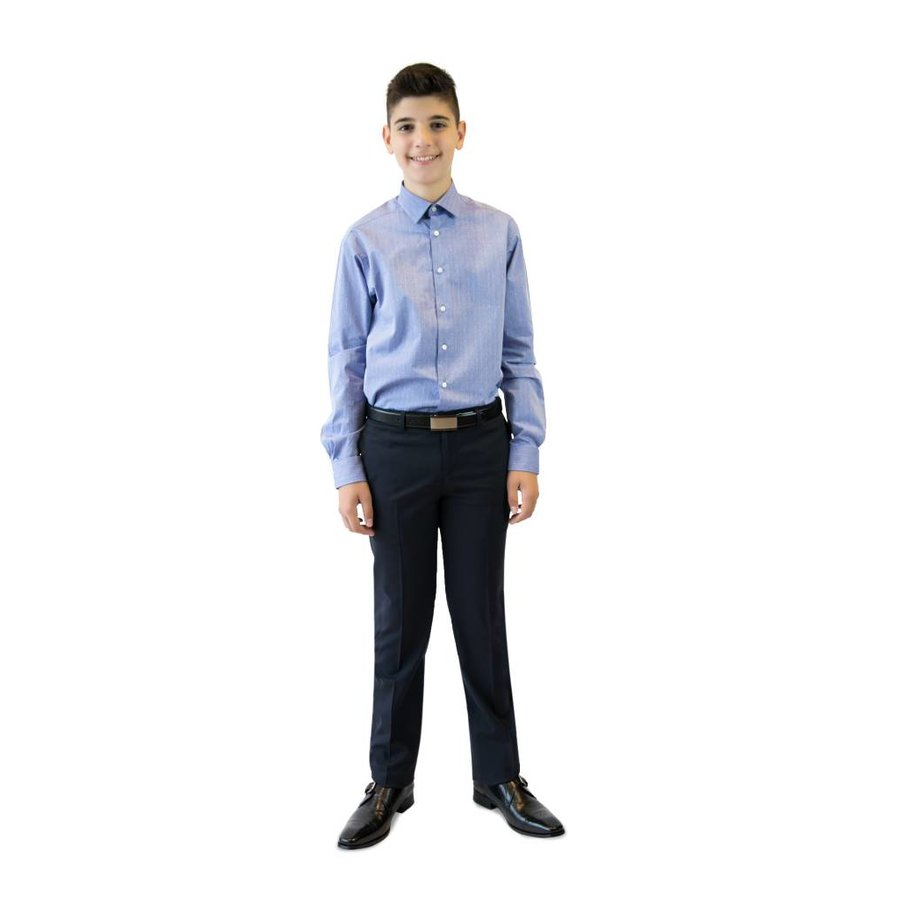 Tallia Boys Pants Slim Fit 05YS102 Navy