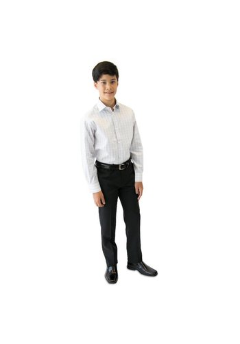 Tallia Tallia Boys Pants Slim Fit 05YS101 Black