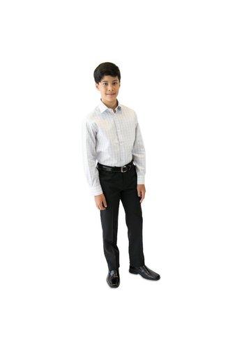 Tallia Tallia Boys Pants Slim Fit 05YS101 Black