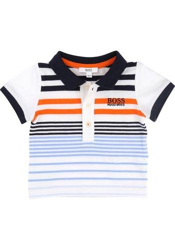 Hugo Boss Hugo Boss Baby Polo Shirt 171 J95218