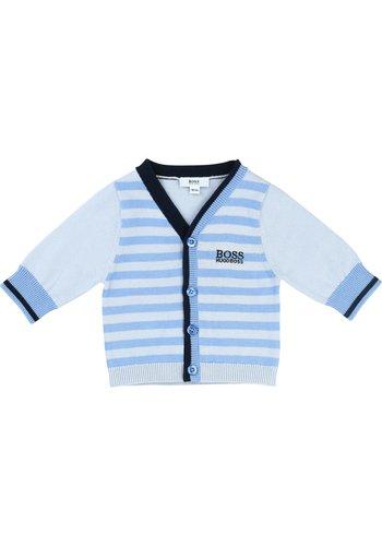 Hugo Boss Hugo Boss Baby Knitted Cardigan 171 J95221
