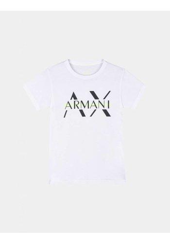 Armani Exchange Armani Exchange Boys T-Shirt s/s 172 6YKTBH-ZJD2Z