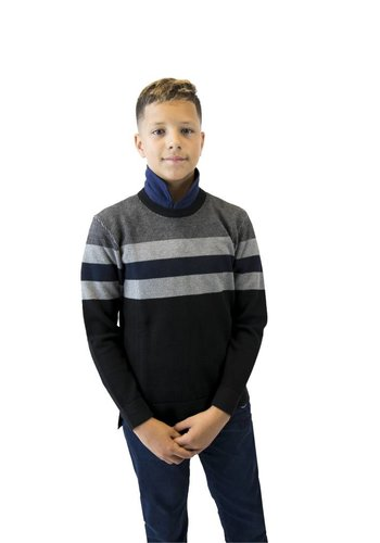 Armani Exchange Armani Exchange Boys Knitted Pullover 172 6YKM2D-ZMM7Z